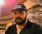 Paulo Vieira é roteirista e humorista na Globo | Reprodução