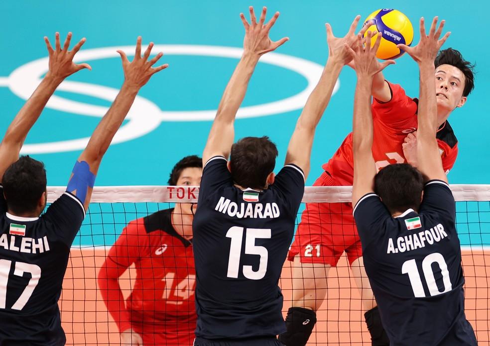 Japão avançou em terceiro no Grupo A após vitória sobre o Irã — Foto: Getty Images