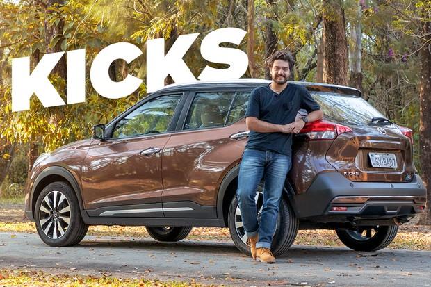Vídeo: Nissan Kicks (Foto: Autoesporte)