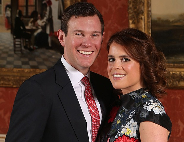 Princesa Eugenie e Jack Brooksbank (Foto: Getty Images)