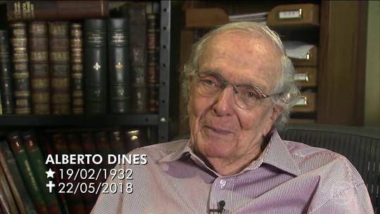 Corpo de Alberto Dines será sepultado nesta quarta em SP
