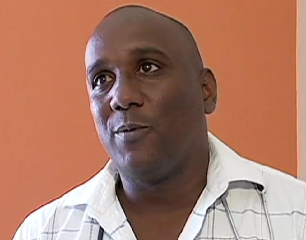 O médico cubano Alexander Rios Camue trabalhava em Petrolina desde 2013 — Foto: Reprodução / TV Grande Rio