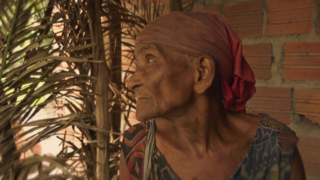 Retrato da extrema pobreza: 'Saúde não tenho não', diz idosa