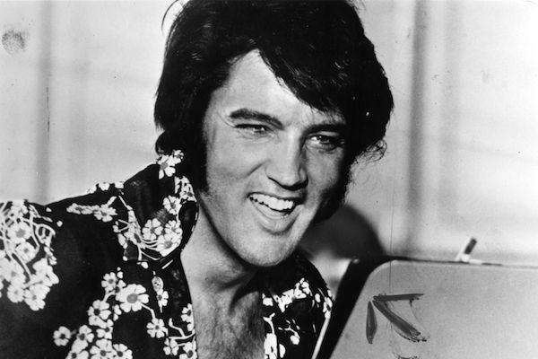O músico Elvis Presley (Foto: Getty Images)