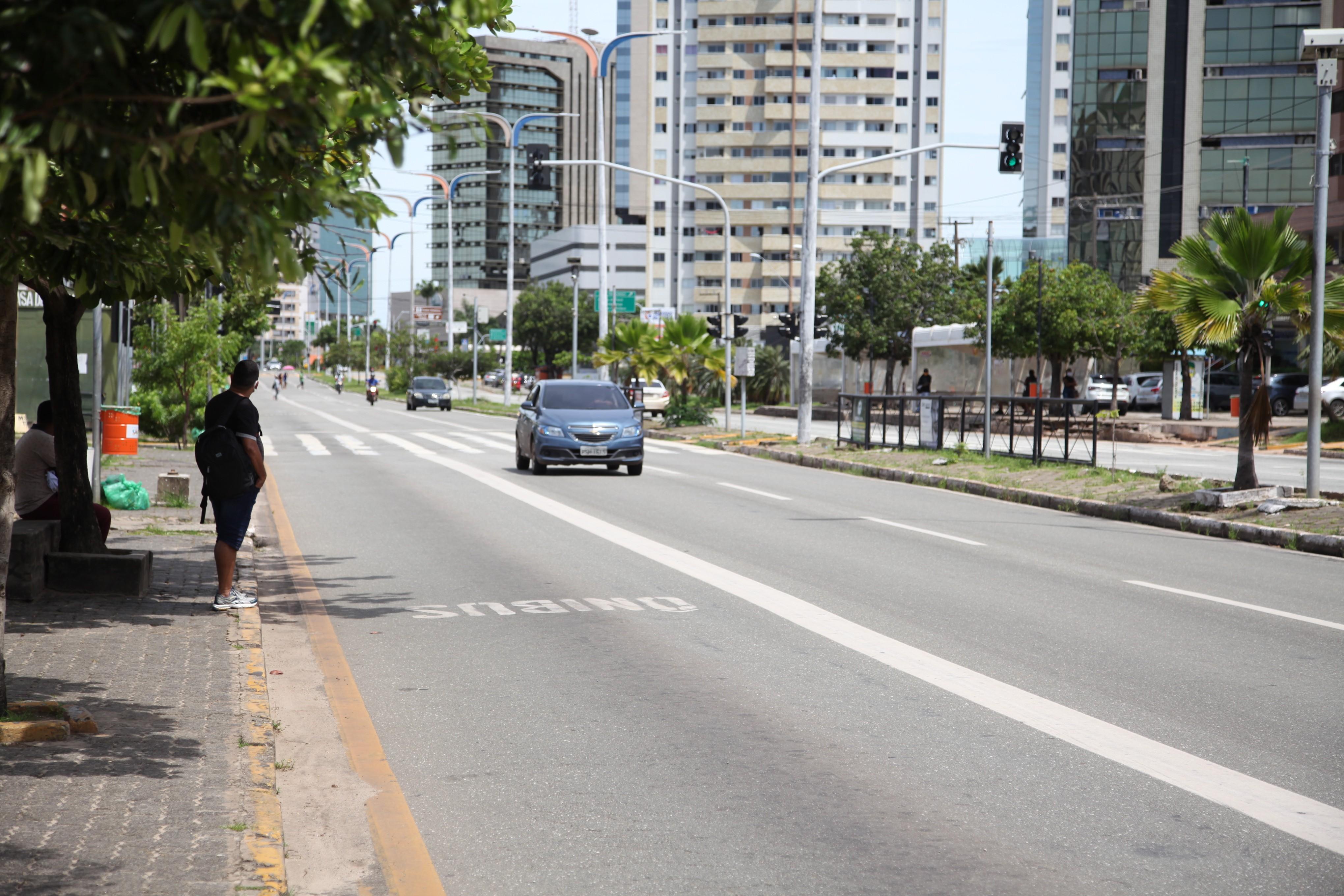 Terceiro dia do 'lockdown' na Grande Ilha de São Luís; FOTOS