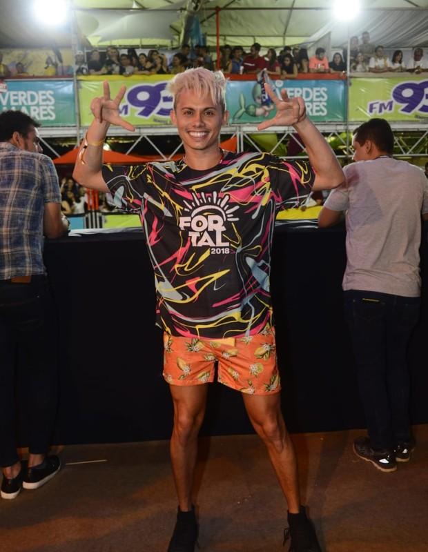 Silvero Pereira (Foto: Davi Magalhães/Divulgação)