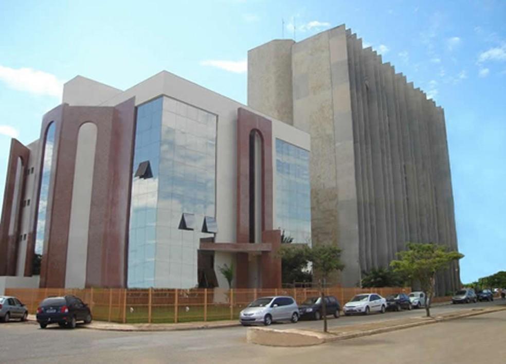 Suspensão ocorreu por parte do TCE-RO — Foto: Ascom TCE/Divulgação