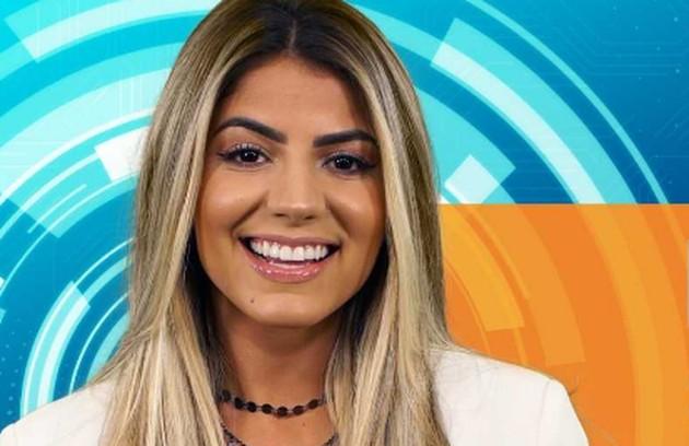 Hariany tem 21 anos e é natural de Senador Canedo, Goiás. Estuda Design de Moda e sonha em criar sua própria marca de roupas (Foto: TV Globo)
