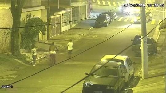PM prende trio envolvido em perseguição que matou menino