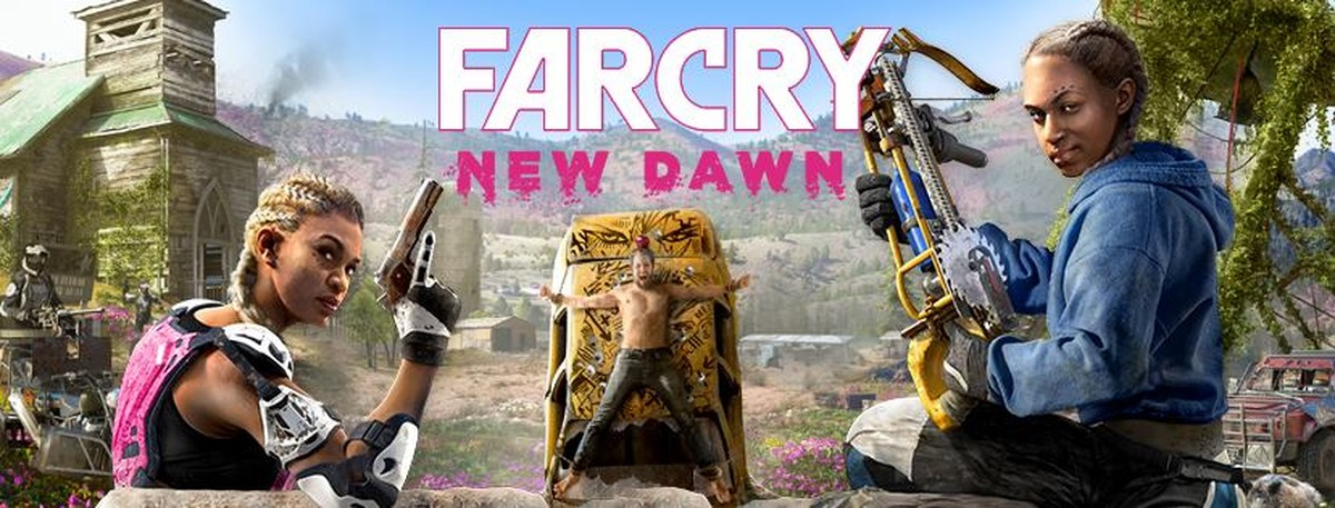 Far Cry New Dawn é Anunciado Para Xbox One, PS4 E PC