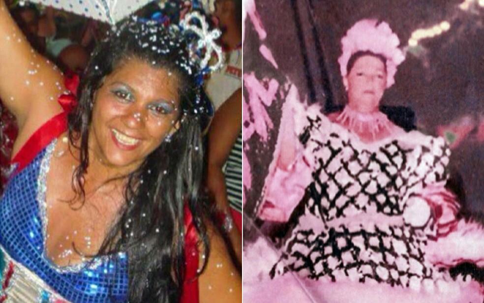 Adriana do Frevo e Zeu das Olindas foram as mais votadas (Foto: Reprodução/TV Globo)
