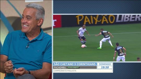 Mauro Naves: Sheik cobrava dívida ao ver presidente do Corinthians na TV