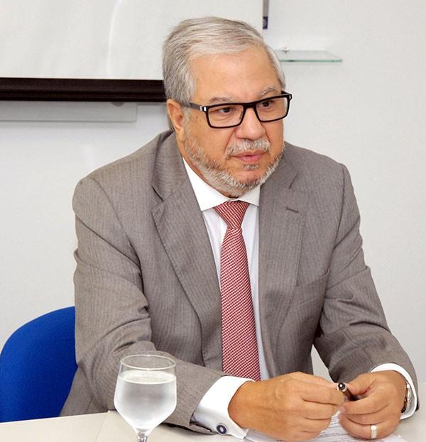 Jonas Lopes Junior, presidente do TCE-RJ (Foto: Divulgação TCE-RJ)