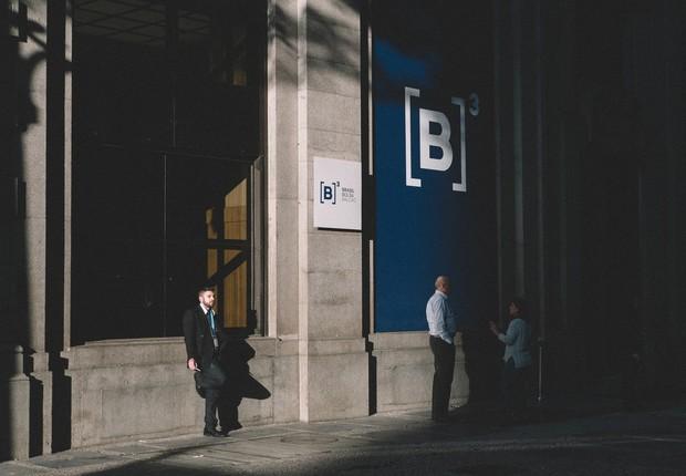 B3, a Bolsa de Valores de São Paulo (Foto: Pexels)