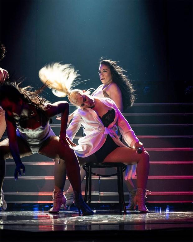 Christina Aguilera (Foto: Reprodução / Instagram)