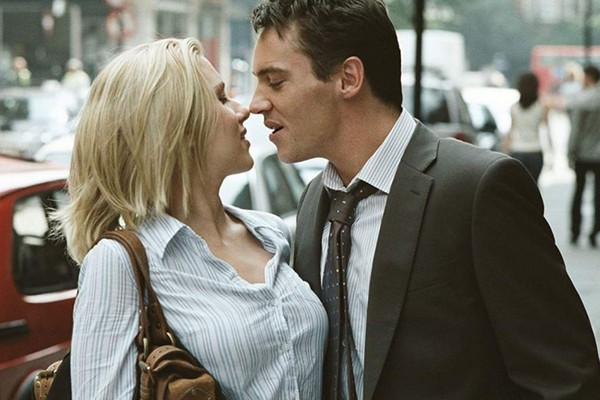 The American actress Scarlett Johansson in a scene from Match Point (2005), the filmmaker Woody Allen (photo: playback)