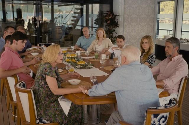 Cena de 'Succession' (Foto: Reprodução/HBO)