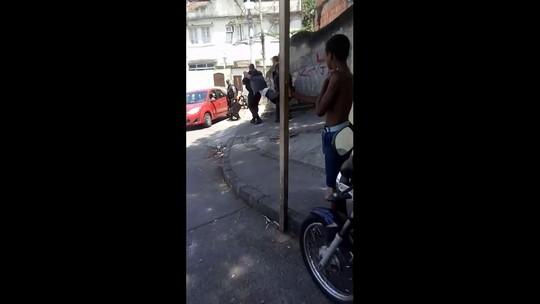 PM é baleado no Morro do Andaraí