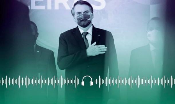 Bolsonaro fica isolado no combate à pandemia