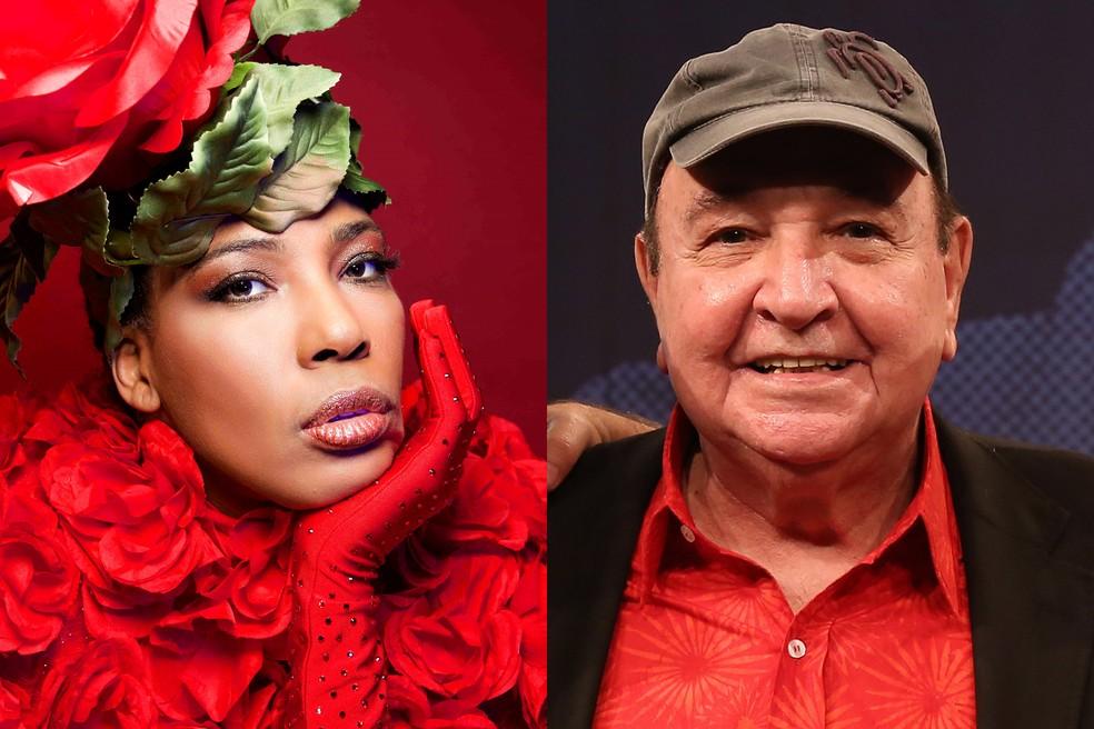 Macy Gray e João Donato abrem programação do Rio Montreux Jazz Festival on-line — Foto: Divulgação; Globo/Pedro Paulo Figueiredo