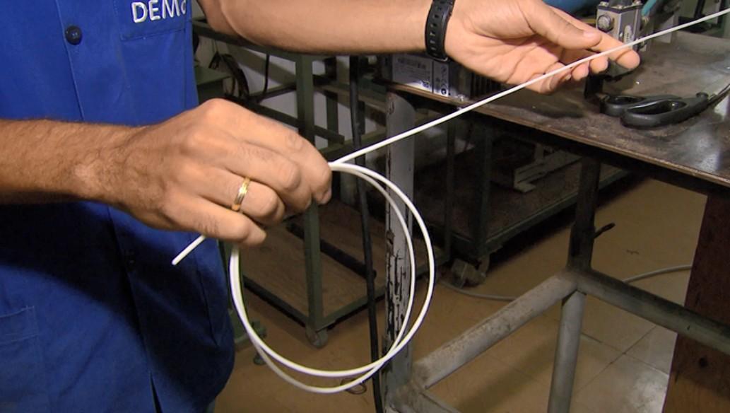 Pesquisadoras da UFSCar e do Cefet criam canudo biodegradável feito de mandioca