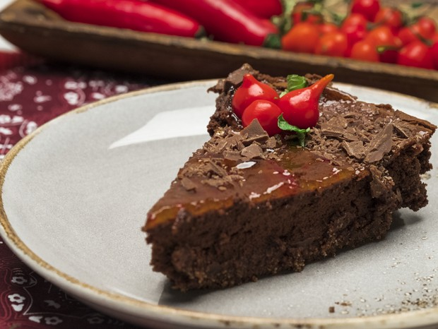 Cheesecake chocopepper (Foto: Food Network)
