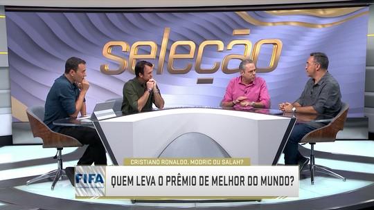 Programa debate quem deve levar prêmio da Fifa de melhor do mundo