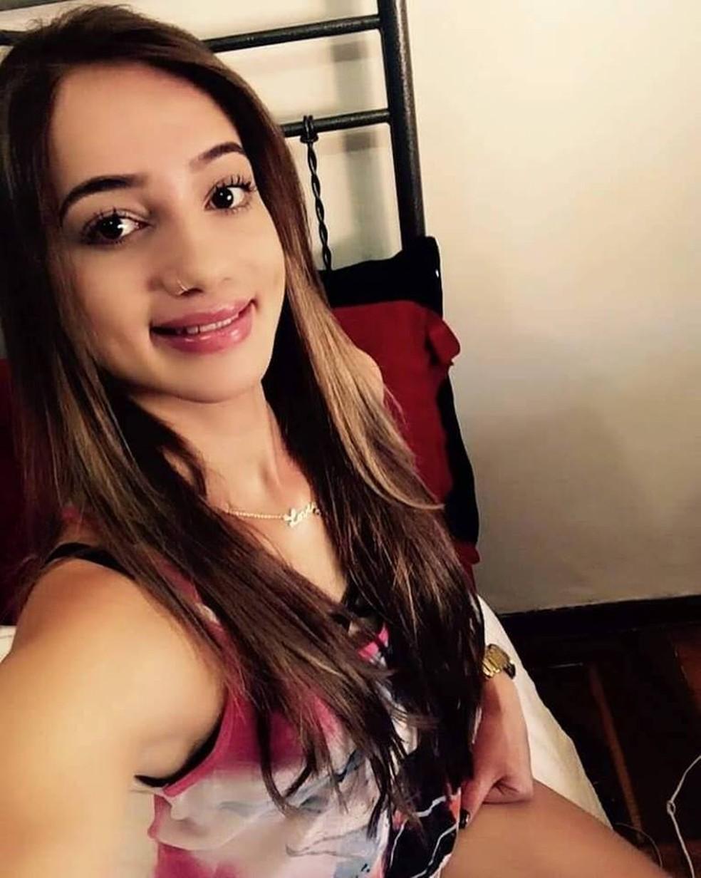 Patrícia Salviano Irrthum, de 23 anos, foi morta a tiros na Grande BH — Foto: Reprodução/Redes sociais