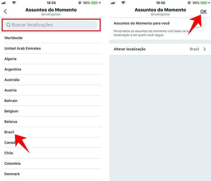 Twitter: como acessar os Trending Topics pelo celular | Redes