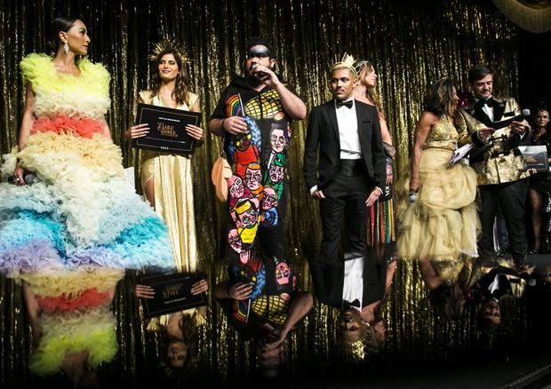 Baile da Vogue: Casa1  (Foto: Ali Karakas, Alexandre Virgílio, Cleiby Trevisan, Luciana Prezia, Ricardo Toscani, Thiago Bruno)