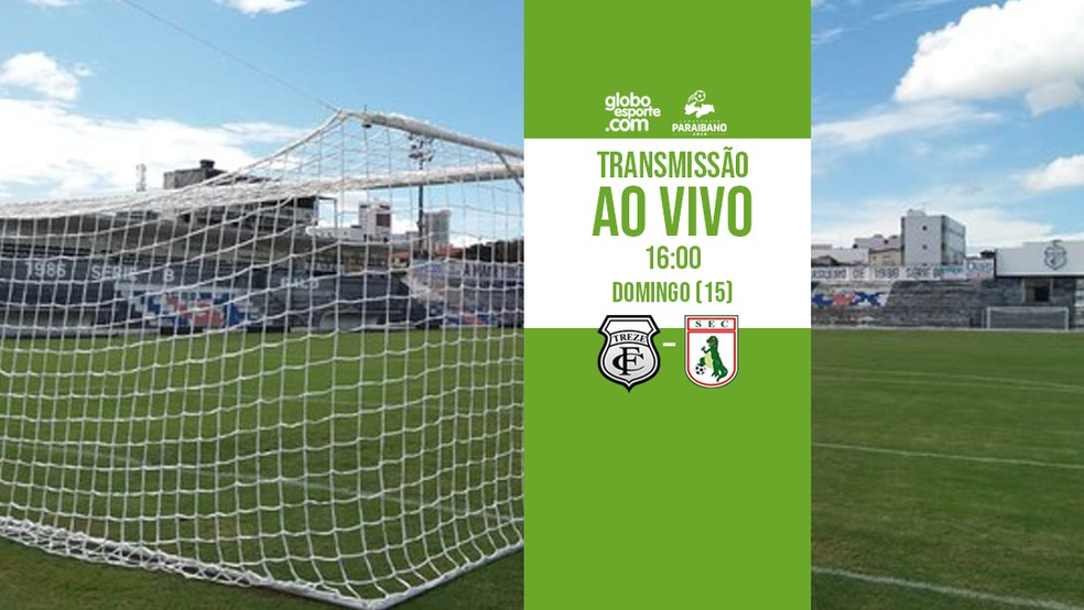 GloboEsporte.com vai continuar transmitindo o Paraibano 2020 pela internet — Foto: GloboEsporte.com