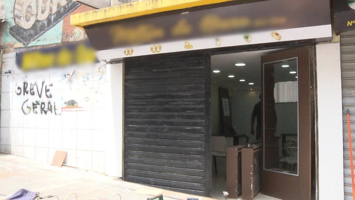 Joalheria é arrombada e ladrões fogem com mais de R$ 25 mil em joias e equipamentos na Paraíba