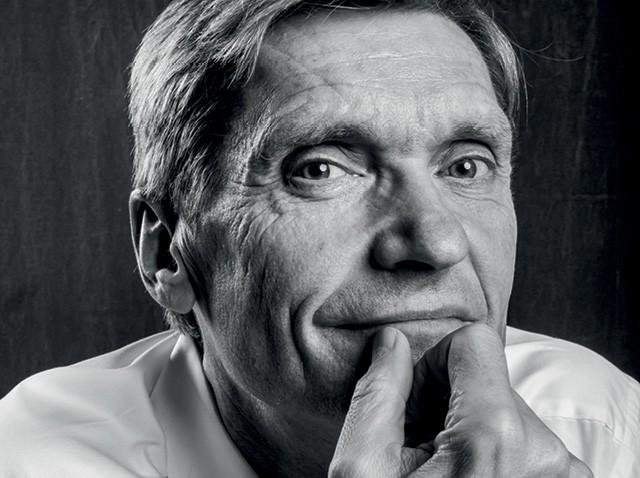 Erik Fyrwald, CEO global da companhia Syngenta (Foto: Rogério Albuquerque)