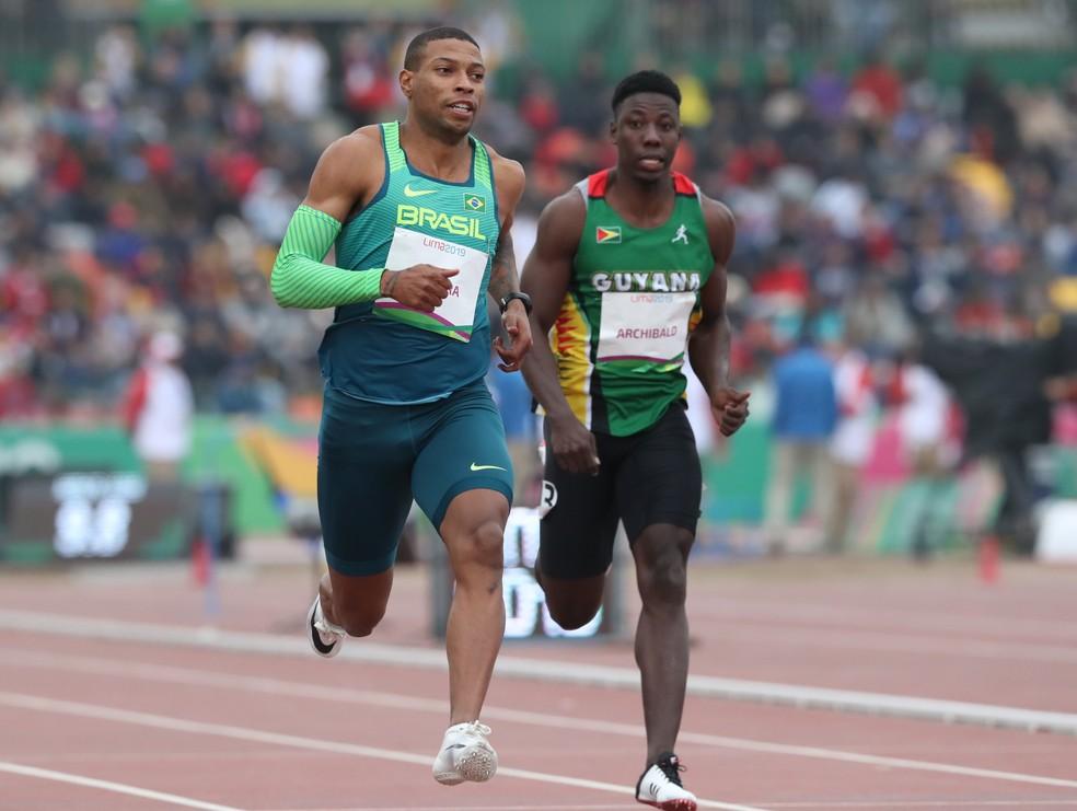 Rodrigo Nascimento e Geisa Arcanjo obtém índices para o mundial de atletismo