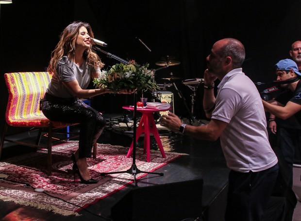 Paula Fernandes (Foto: Thiago Duran/AgNews)