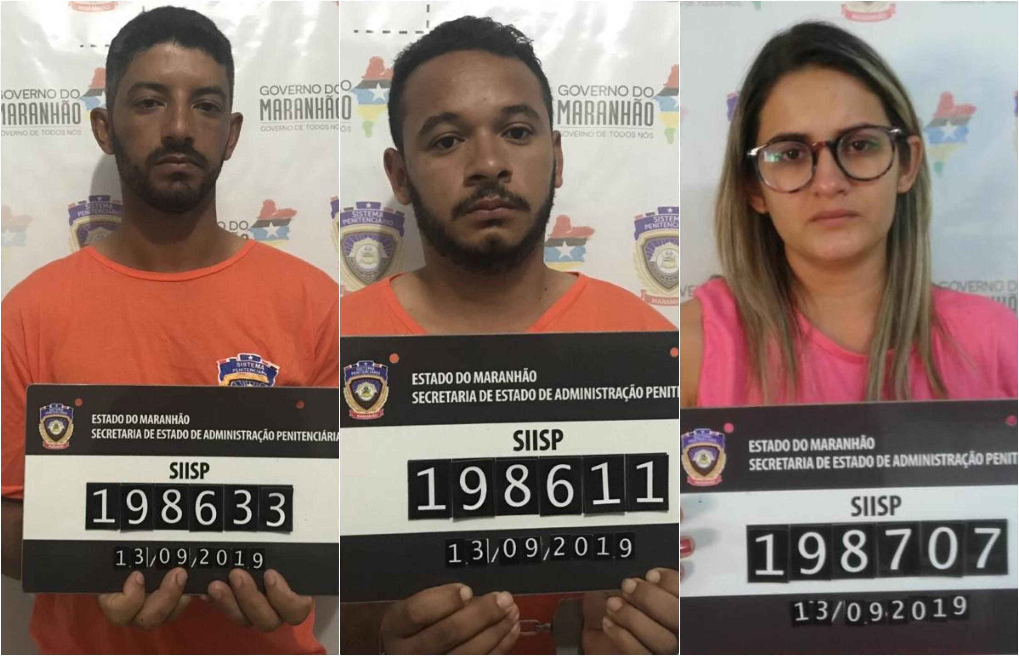 Polícia prende três acusados de assassinar empresário goiano em Buriticupu - Notícias - Plantão Diário