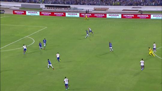 Cinco gols perdidos, lesão de Walter e estreia de Alemão: o empate do CSA com o Fortaleza