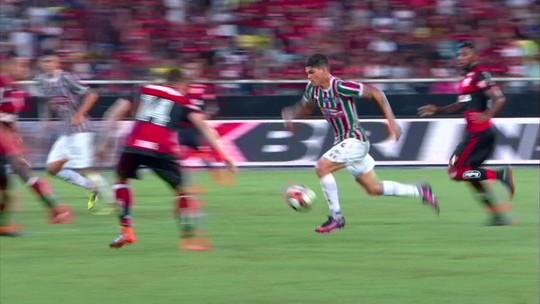 Lentidão, pouca agressividade e rival fechado: por que o Fla caiu na Taça Rio