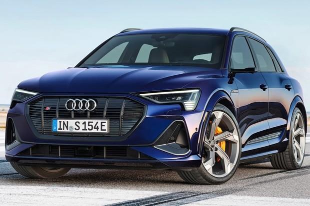 Audi e-tron S (Foto: Divulgação)