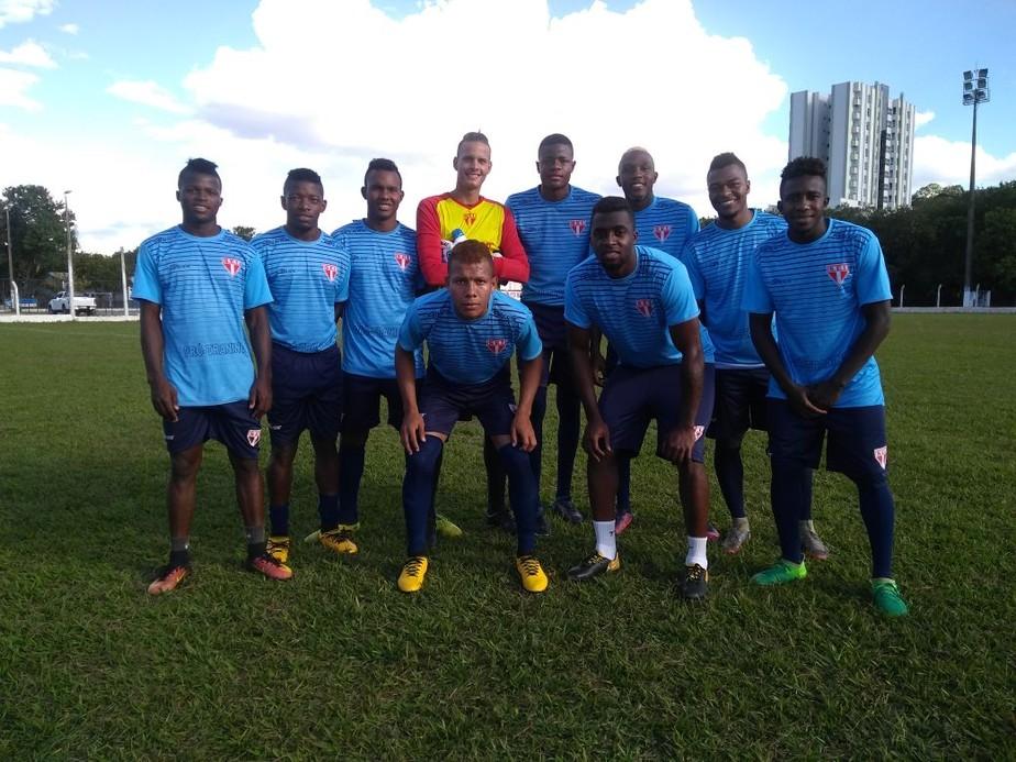 Com benção de Borja, dez colombianos  se unem para disputar a Segundona de SP