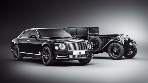 Bentley Mulsanne WO Edition e 8 Litre (Foto: divulgação)