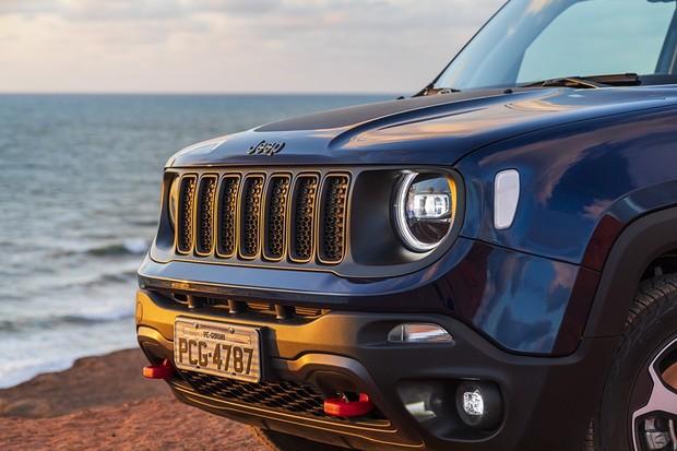 Jeep Renegade Trailhawk 4x4 2019 (Foto: Divulgação)