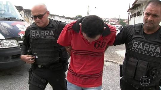 Preso por assaltar cadeirante no meio da rua diz que crime não foi planejado, afirma delegado