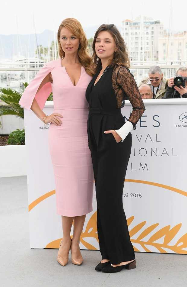 Mariana Ximenes e Bruna Linzmeyer (Foto: Getty Images)