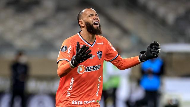 Everspn vibra com a classificação do Atlético-MG