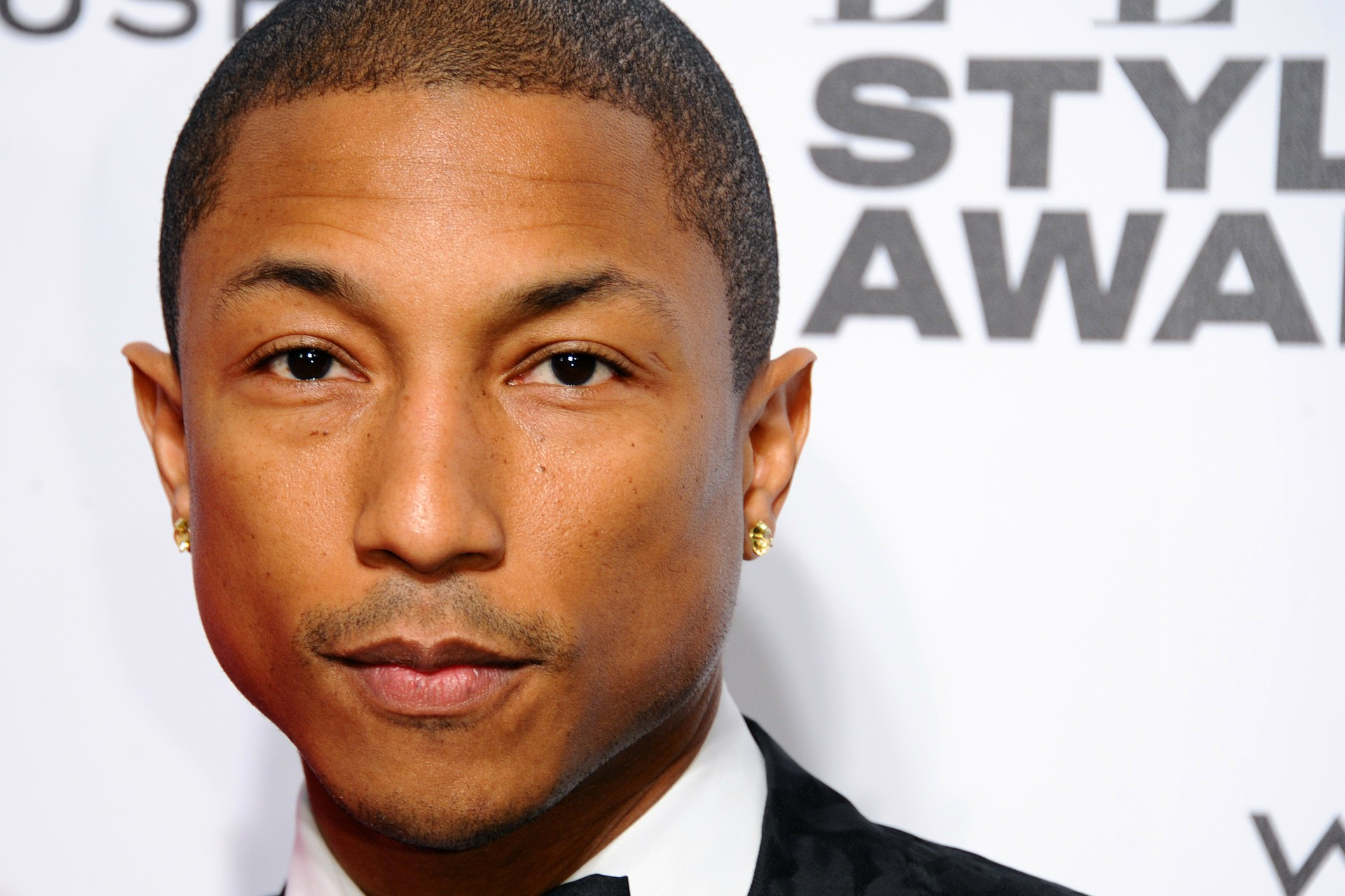 O cantor Pharrell Williams tem 40 anos. (Foto: Getty Images)