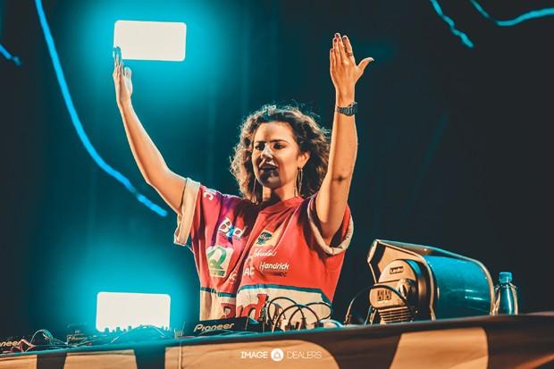DJ Samhara (Foto: Divulgação)