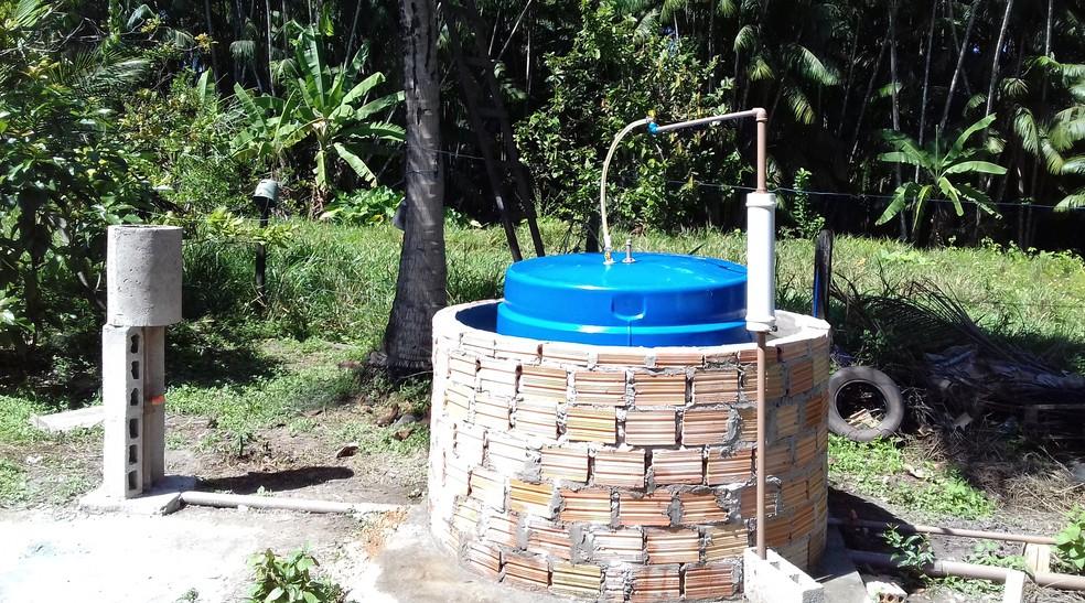 Projeto foi realizado por estudante de Química da Universidade Estadual do Maranhão — Foto: Arquivo Pessoal