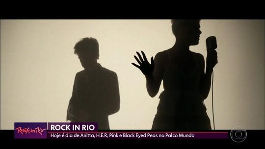 De Anitta a Pink, a noite das 'empoderadas' no Palco Mundo do Rock in Rio
