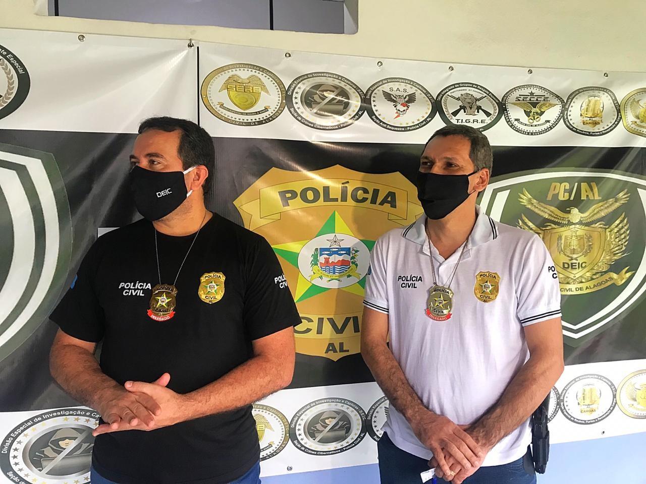 Presos eram extorquidos por advogados para conseguir transferências entre presídios de Alagoas, diz Polícia Civil
